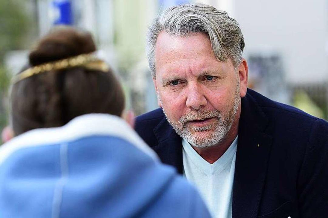 Stephan Wermter steigt aus der Oberbürgermeisterwahl aus.  | Foto: Schneider