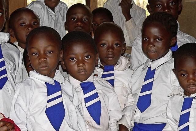 Hilfe für Kamerun fällt zur Zeit schwer