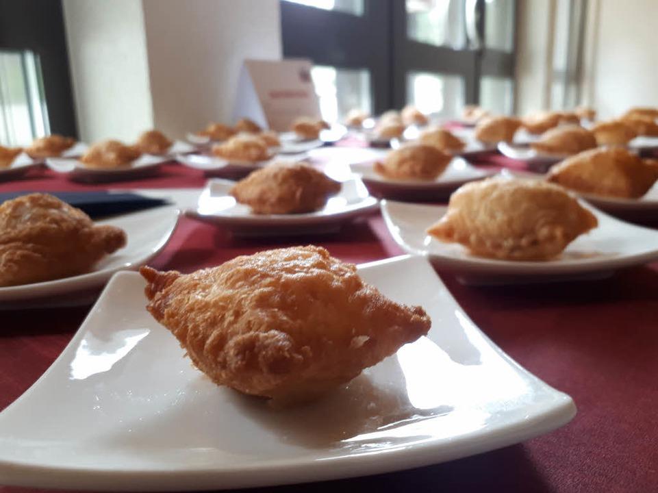 Syrische Delikatessen von Masoud Catering  | Foto: Omar Masoud