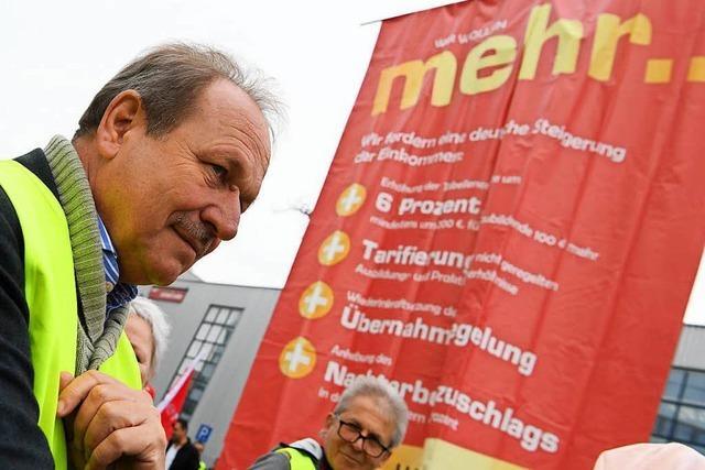Tarifabschluss im Öffentlichen Dienst kostet Offenburg 2,9 Millionen Euro mehr