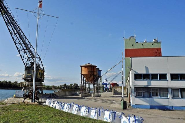 Anwohner wenden sich gegen Zwischenlager für feste Abfallstoffe