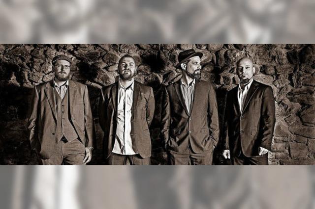 Michael-Bitz-Quartett in Freiamt