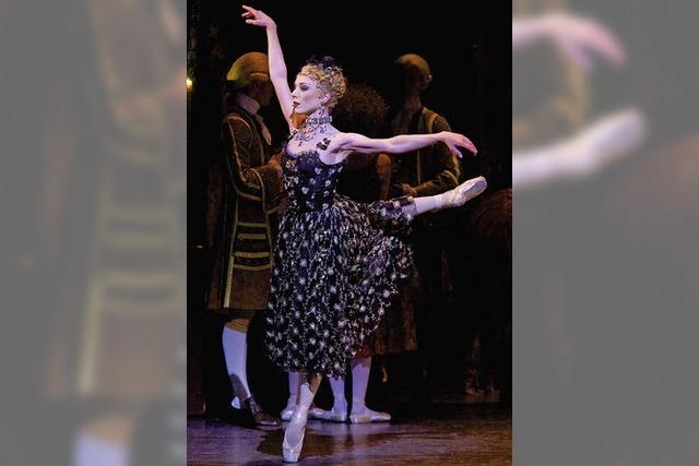 Live aus dem Royal Opera House das Ballett