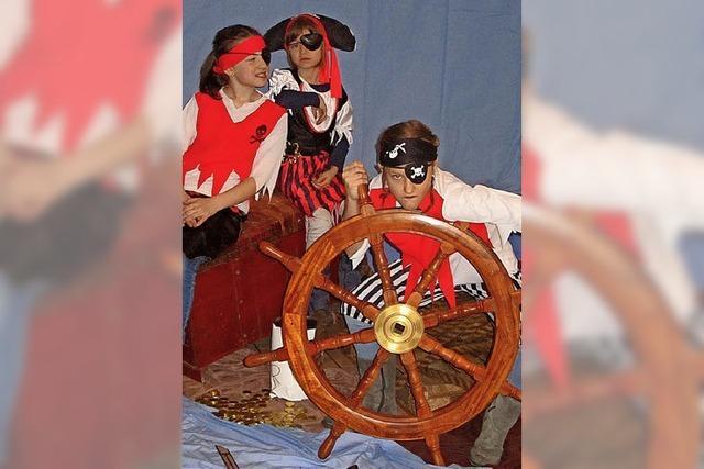 Das geheime Piratenleben
