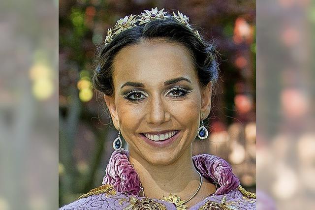 Stadt Lahr sucht eine neue Chrysanthemenkönigin