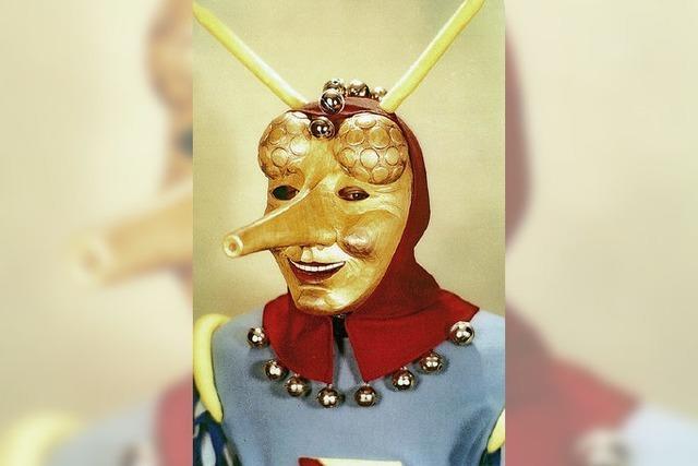 Maske des