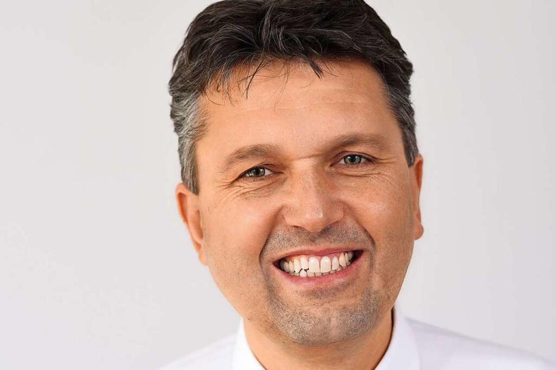Landete im ersten Wahlgang auf Rang vier und tritt erneut an: Anton Behringer  | Foto: Privat