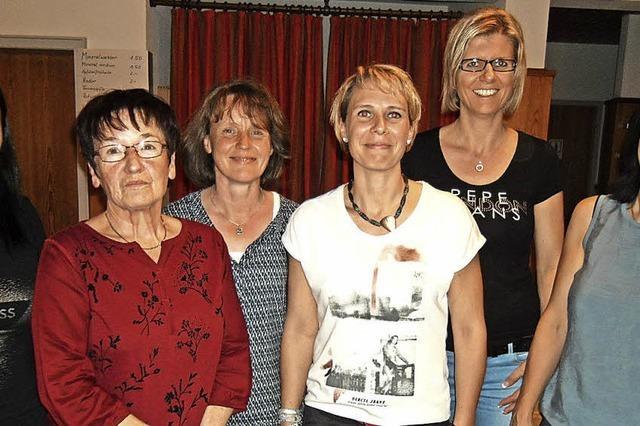 Neue Vorstandsfrauen