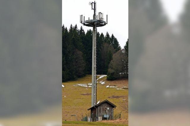 Widerstand gegen Mobilfunkmast in Gresgen