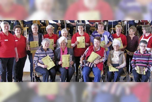 Frauenverein ehrt