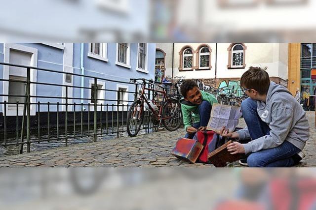 Historix Mystery Trail Freiburg