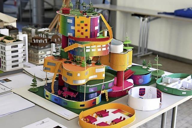 Wettbewerb will Schülern das Thema Architektur nahebringen