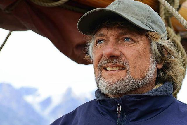 Abenteurer und Polarforscher Arved Fuchs: Der Eisbrecher wird 65