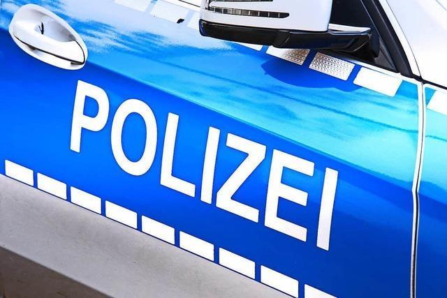 Unfall mit zwei Leichtverletzten bei der Einmündung Haagen/Bauhaus