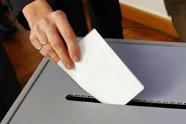 Staufen schafft die Unechte Teilortswahl ab