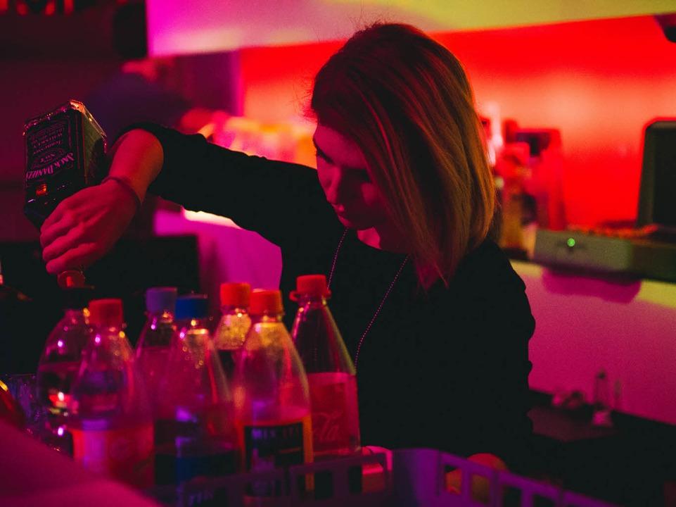Zur Eröffnung vor 10 Jahren zog das Sc...hren aber auch jür jüngeres Partyvolk.  | Foto: Felix Brauner