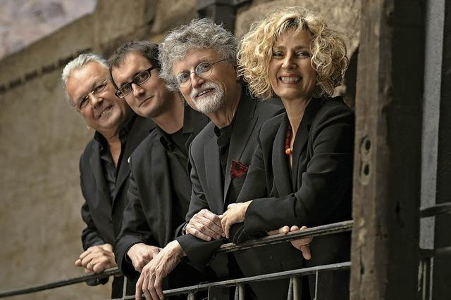Classic goes Jazz mit Baroque and Blue in der Stadthalle Gengenbach
