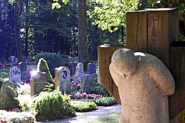 Vertrag mit Friedhofsgärtner wird gekündigt