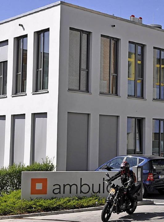 Das Ambulo in Lörrach   | Foto: gra
