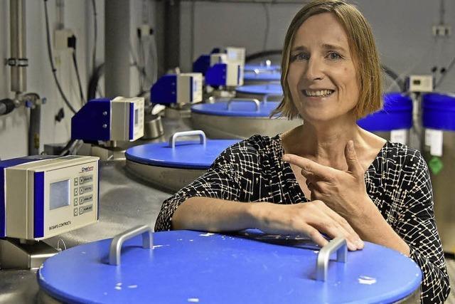Die Epidemiologin Alexandra Nieters beschäftigt sich an der Uni Freiburg mit Massenerkrankungen
