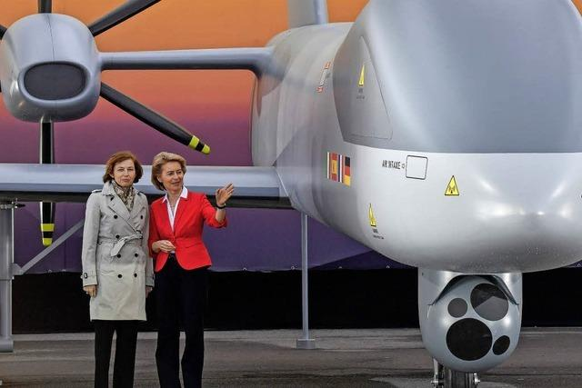 Gemeinsames Kampfflugzeug geplant