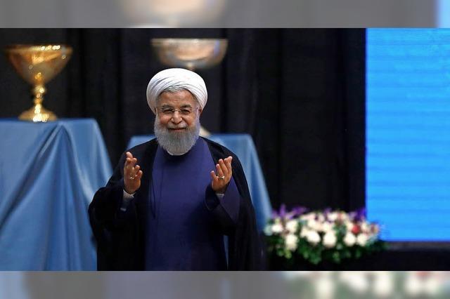 Der Iran öffnet eine Tür
