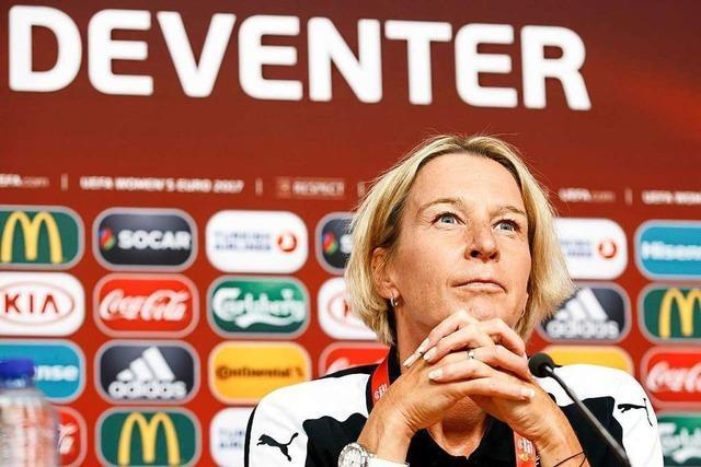 Neue Bundestrainerin der DFB-Frauen: Martina Voss-Tecklenburg bringt viel Erfahrung mit