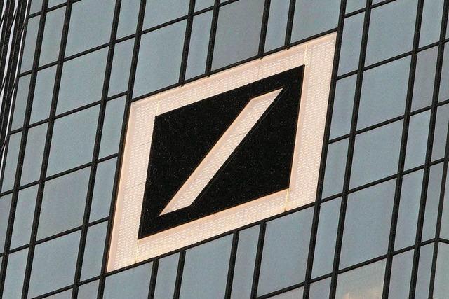 Der neue Chef der Deutschen Bank zeigt späte Einsicht