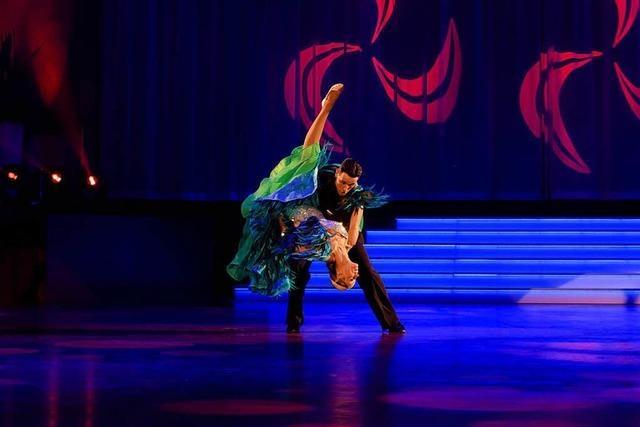 BZ-Card verlost 2 x 2 Flanierkarten für den European Dance Award am 12. Mai