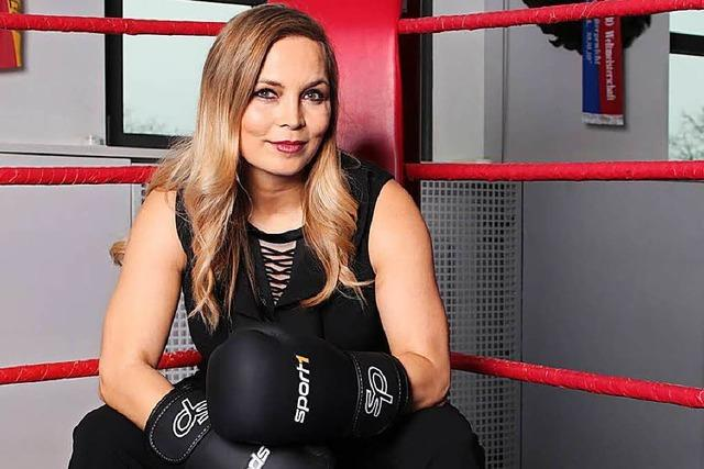 Box-Weltmeisterin Halmich über Abrahams letzten Kampf