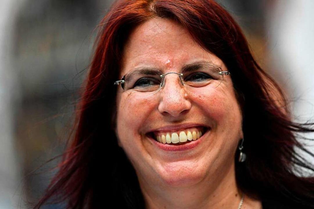 Am kommenden Montag auf dem Podium: Stadträtin Monika Stein...  | Foto: dpa