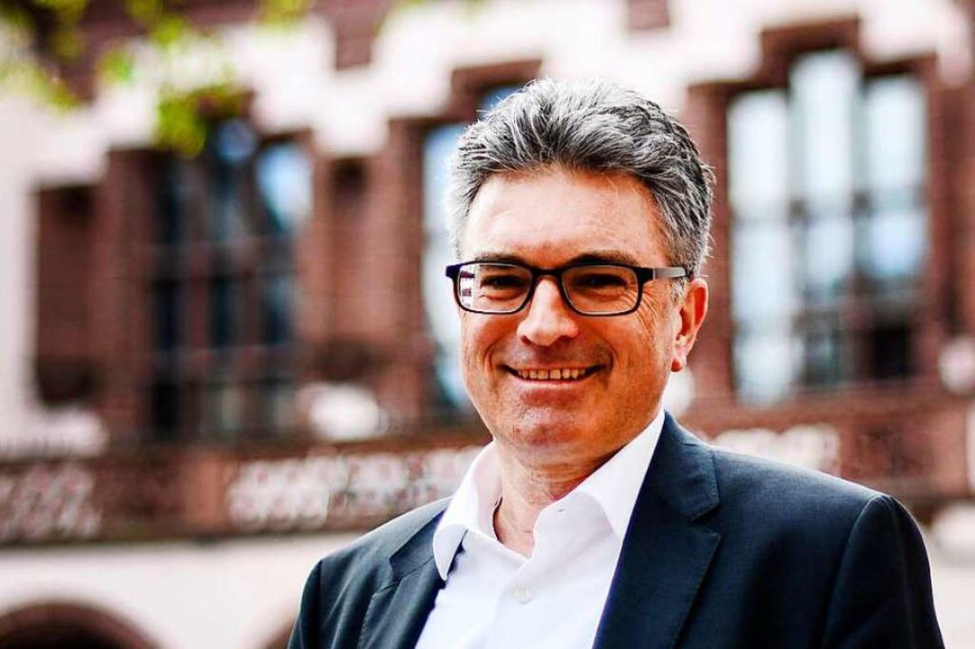 und Amtsinhaber Dieter Salomon.  | Foto: dpa