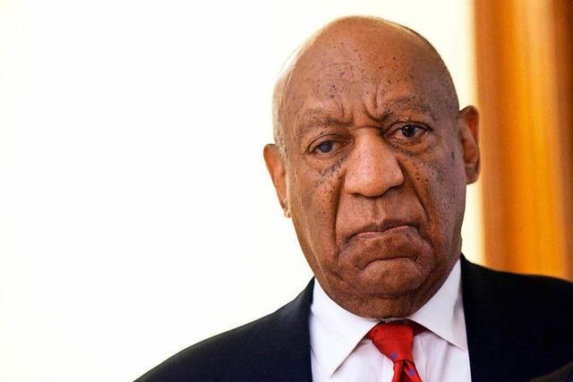 Entertainer Bill Cosby wegen sexueller Nötigung schuldig gesprochen