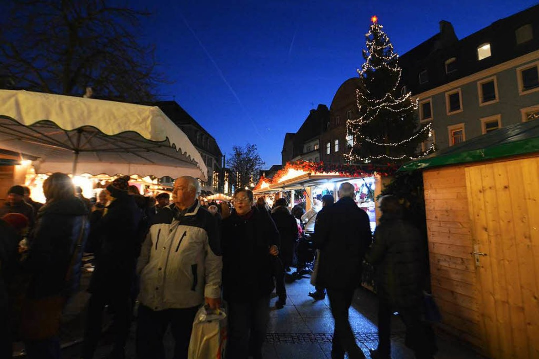 Weihnachtsmarkt H.Der Weihnachtsmarkt Lörrach 2018 Ist Gerettet Aber Teuer Für Die