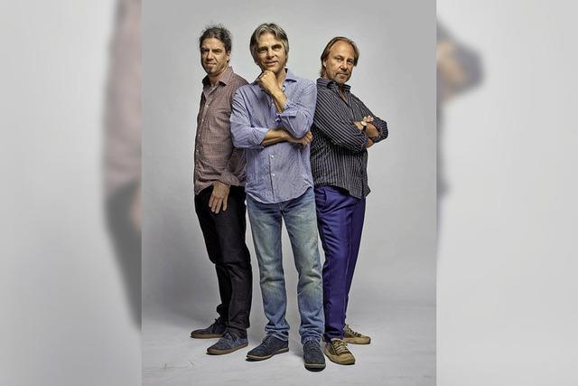Max Zentawer Trio im Stiftsschaffneikeller Lahr