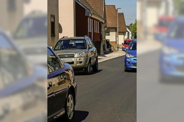 Ein Parkverbot entlang der L 103?