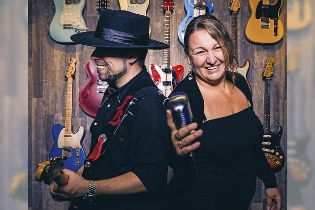Electrified Soul mit Sängerin Alexis Camara gibt heute, Samstag, Konzert im Café Verkehrt in Murg-Oberhof