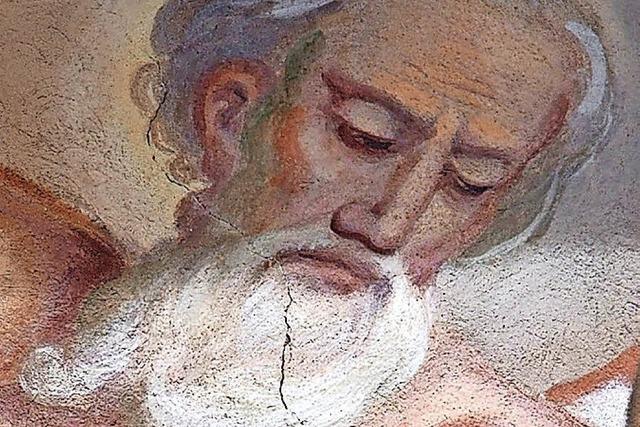 Ein möglicher Pfingst-Apostel