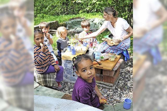 Kindergärten am Anschlag
