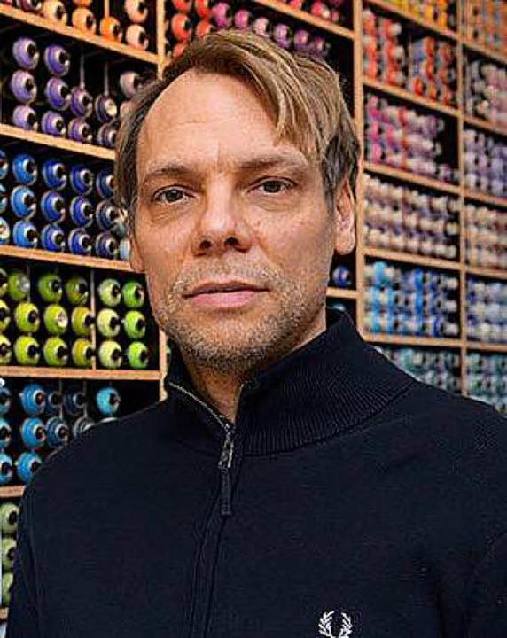 Hannes Loh, Ex-Rapper, Buchautor und Lehrer  | Foto: Bruno Alexander