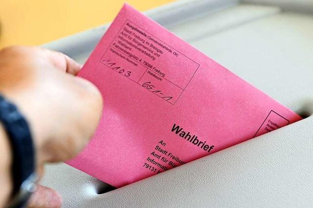 Zweiter Wahlgang: So kann man schon vor dem Wahlsonntag wählen