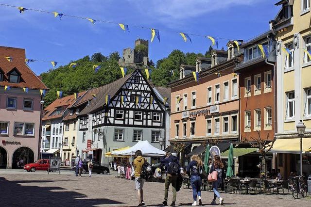 Waldkirch bald im Blickpunkt vom Land