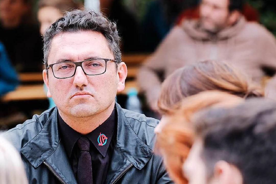 Mandic' Anwälte plädierten  auf ...t Claus Möllinger für eine Geldstrafe.  | Foto: Miroslav Dakov