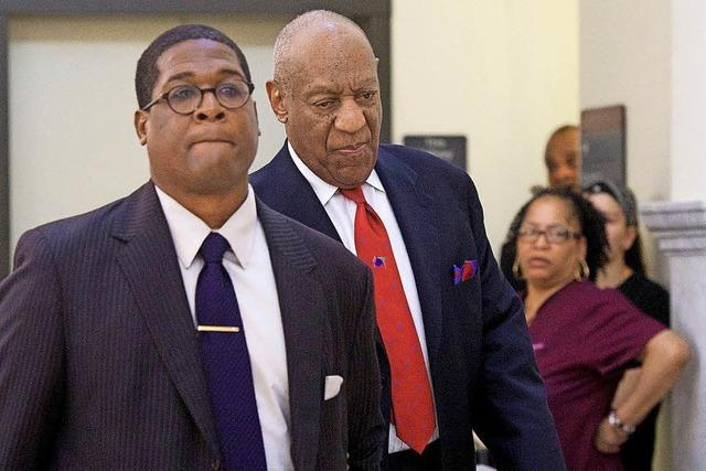 Cosby droht lange Haftstrafe