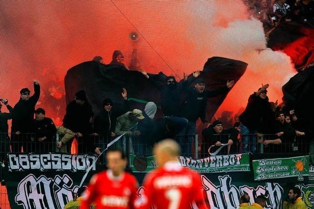 Bundesweite Stadionverbote sind korrekt