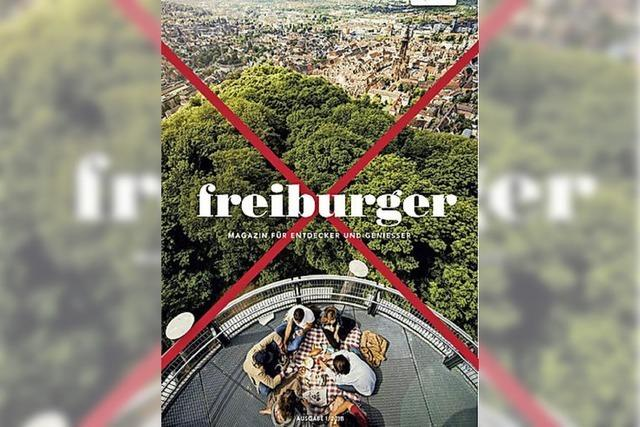LESESTOFF: Freiburg-Lifestyle