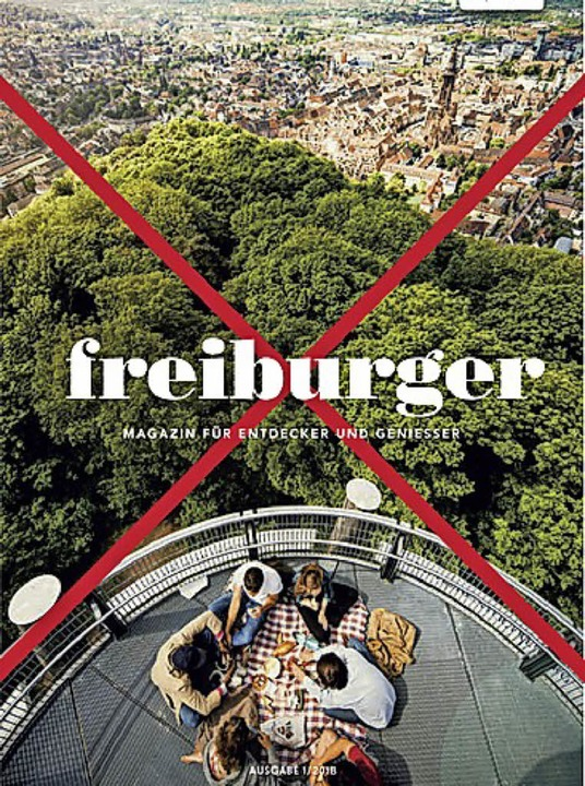 "Neues Magazin ""Freiburger"" der FWTM  | Foto: FWTM"