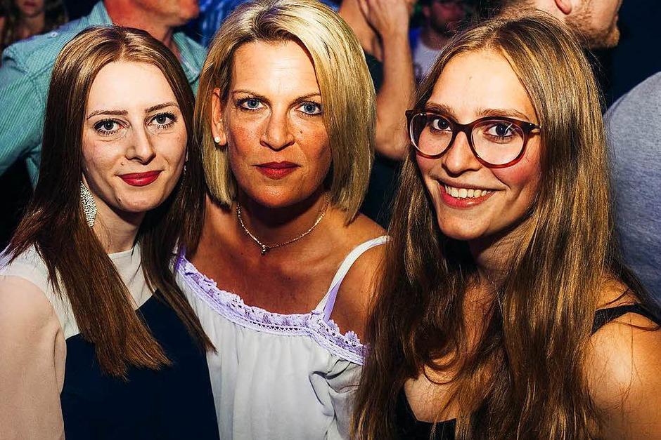 Geburtstagsparty: 40 Jahre Heuboden in Umkirch. (Foto: Thomas Meier)