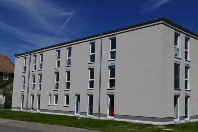 Die neue Unterkunft des Landkreises in Gundelfingen ist fertig