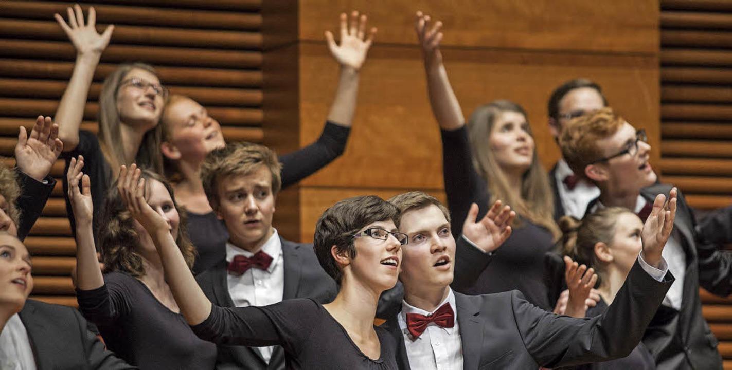 Deutscher ChorwettbewerbSonderkonzert 3: Christophorus -Kantorei Altensteig  | Foto: Photographer:Jan Karow. hello@careaux.de